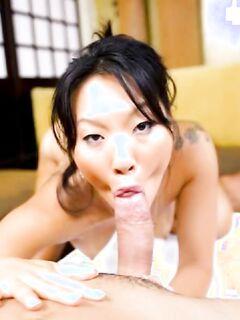 Групповой секс в одном из китайских ресторанов
